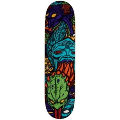 Deathwish Neen Williams Spew 3 Twin Nose Skateboard Deck