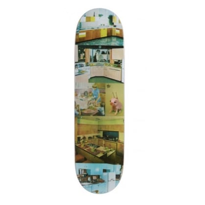 The Killing Floor Skateboards Chaplin Quality of Life Deck 8.3