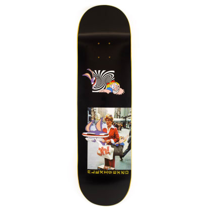 WKND Alexis Sablone Welcome to Earth Skateboard Deck - 8.38""