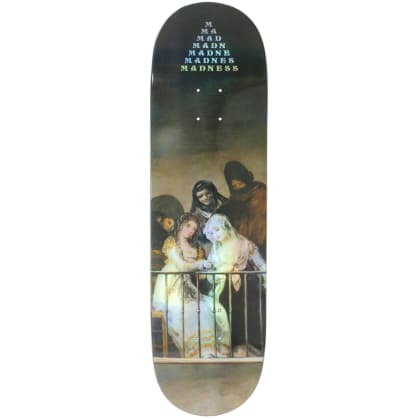"Madness Skateboards - 8.75"" Creeper Popsicle R7 Holographic Skateboard Deck"