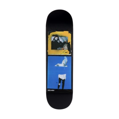 Quasi Bob Black Skateboard Deck - 8.5""
