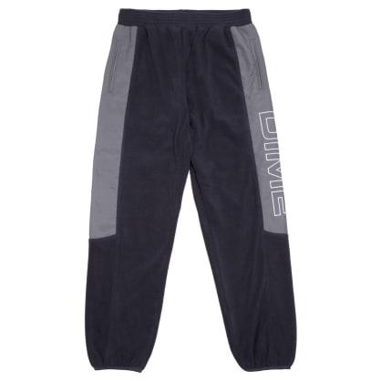 Dime Polar Fleece Track Pants - Navy/Charcoal