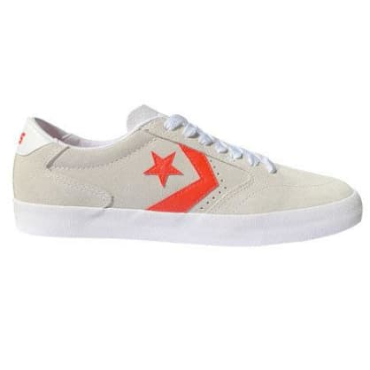 Cons Checkpoint Pro Ox (White/Habanero Red)