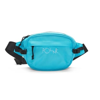 Polar Skate Co- Cordura Hip Pack Aqua