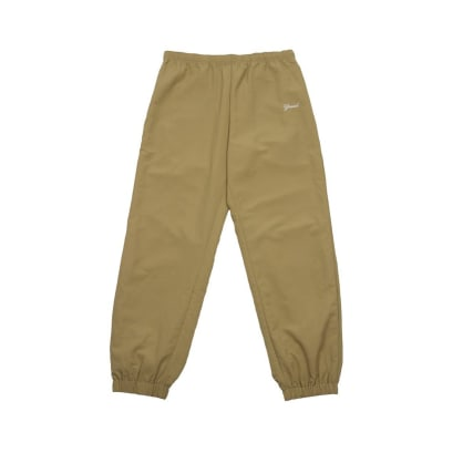 Grand Collection Nylon Pants - Tan