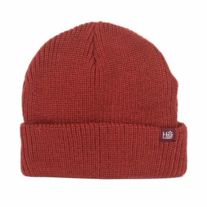 HABITAT Field Essentials Beanie Burgundy
