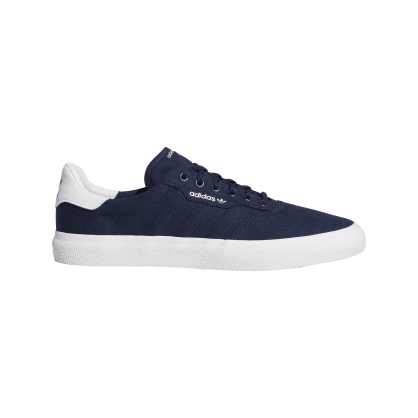 adidas 3MC Skate Shoes - Collegiate Navy / Collegiate Navy / Cloud White