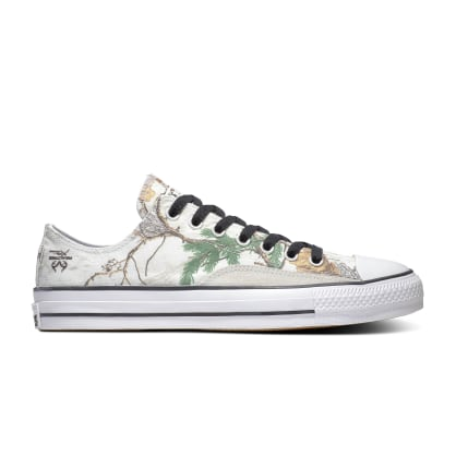 Converse CTAS Low Pro Realtree Camo White - Black - White