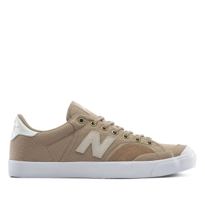 New Balance Numeric 212 Skate Shoes - Brown / White