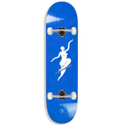 "Polar Skate Co. - Team - No Comply - Complete Skateboard - 8.125"""