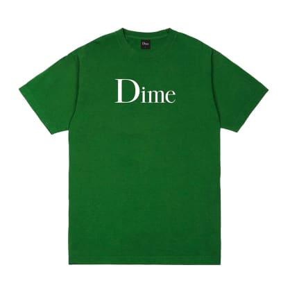 Dime Classic Logo T-Shirt Ivy