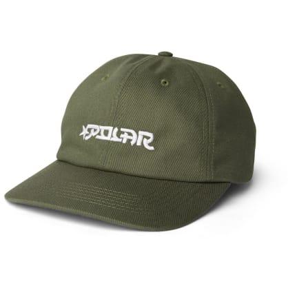 Polar Skate Co Star Cap - Sage