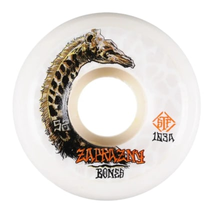 Bones Wheels- Marek Zaprazny Giraffe Wheels 52mm V5