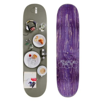 "Habitat - Suciu Place Setting Deck (8"")"