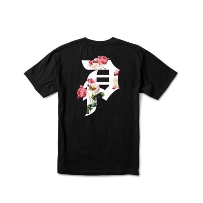 PRIMITIVE Dirty P Garden Tee Black