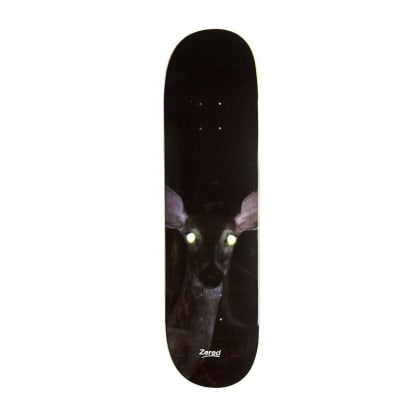Alltimers Zered Fawn Vision Skateboard Deck - 8.25""