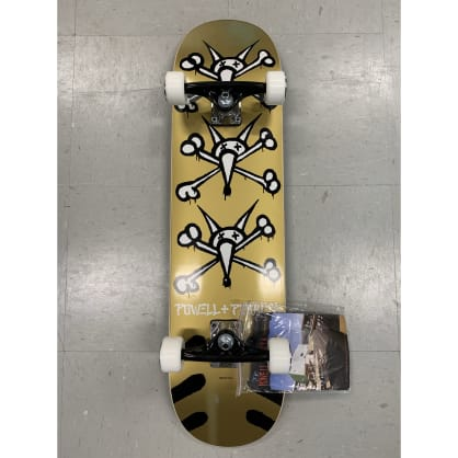 Powell Peralta Skateboards Vato Rat Complete Gold 8.0