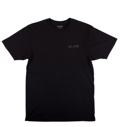 Welcome Skateboards Talisman T-Shirt (Black-Colour Shift)