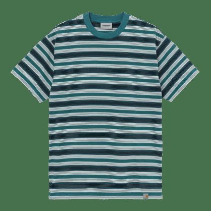 Carhartt WIP S/S Otis T-Shirt - Otis Stripe, Wax