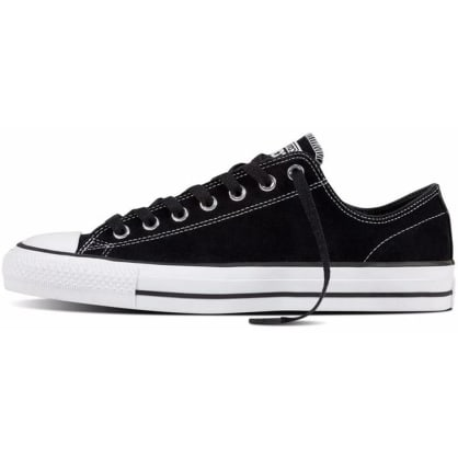 Converse CONS CTAS Pro OX Low Shoes - Black/Black/White