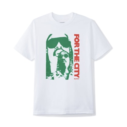 Butter Goods FTC For The City T-Shirt - White