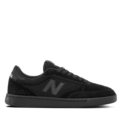 New Balance Numeric 440 Skate Shoes - Black / White