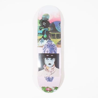 The Killing Floor Your Silent Face Deck - 8.5""
