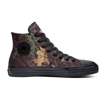 Converse CTAS High Pro Realtree Camo Black - White - Black