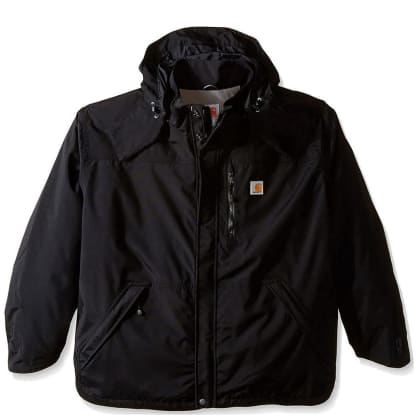 Carhartt Shoreline Waterproof Jacket - Black