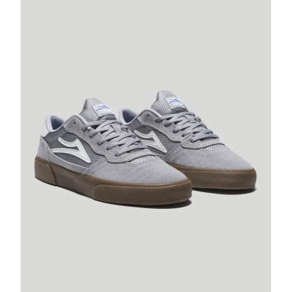 Lakai Cambridge Skate Shoes Gum/Grey Suede