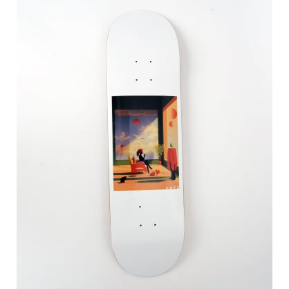 Skateboard Cafe Dawn Skateboard Deck - 8.25""
