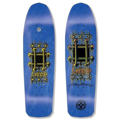 Black Label - Lucero M.I.A Deck 9.25""