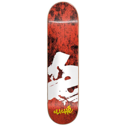 "Cliche Skateboards - Europe Deck 8.125"" Wide"