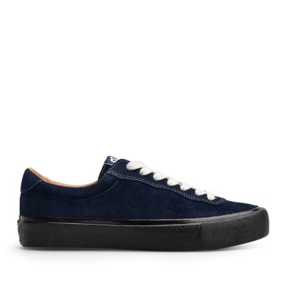 Last Resort AB VM001 Suede Lo Skate Shoes - Navy / Black