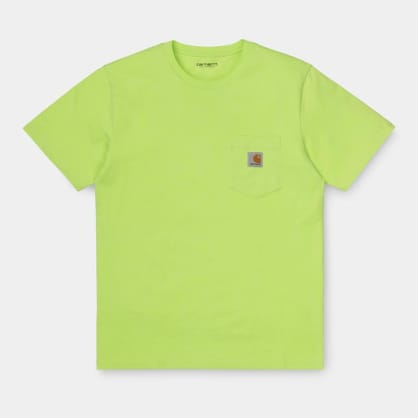 Carhartt WIP Pocket Shirt Lime