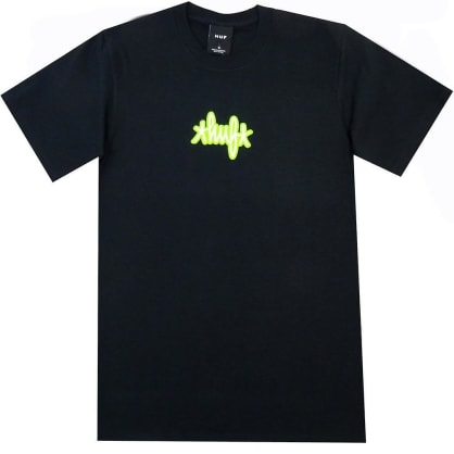 HUF - HUF Landmark Logo T-Shirt | Black