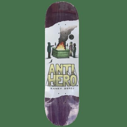 "Antihero Raney Beres Expressions Skateboard Deck - 8.25"""