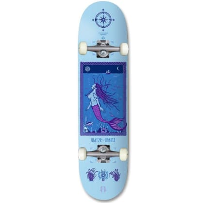 """The Drawing Boards - Undine Complete Skateboard 8.5"""""""