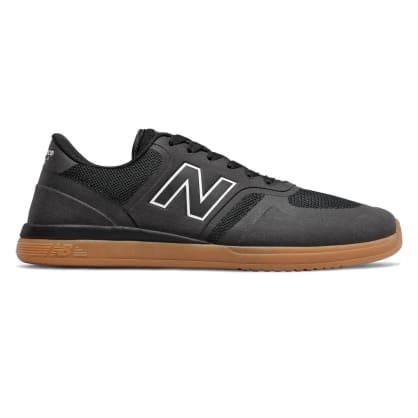 New Balance Numeric 420 Skateboarding Shoe - Black/Gum