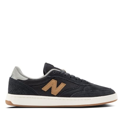 New Balance Numeric 440 Skate Shoe - Black / Brown