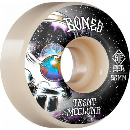 Bones - McClung STF V1 Unknown 52mm Natural Wheels