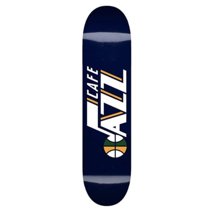 Skateboard Café - Jazz Deck Navy - 8.7""