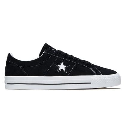 Converse CONS One Star Pro Ox Black/White/White