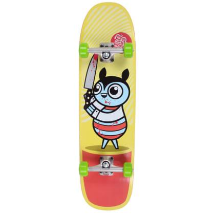 """Darkroom Murderer Bug Hybrid Complete Skateboard 8.75"""" Shaped"""