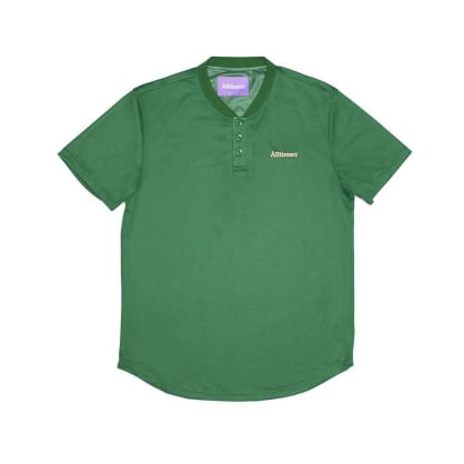 Alltimers Foreign Mesh Top - Forest Green