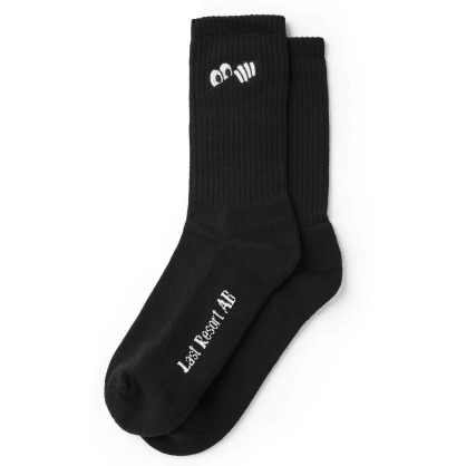 Last Resort AB Eyes Socks - Black