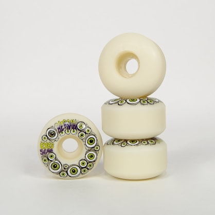 Heroin Skateboards - 56mm (101a) Eyes Skateboard Wheels