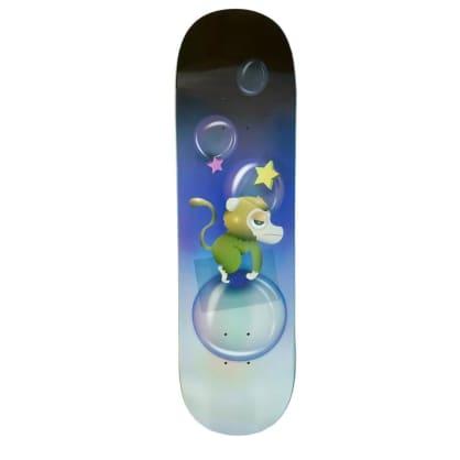 """Frog Skateboards Monkey Bubble Skateboard Deck - 8.5"""""""