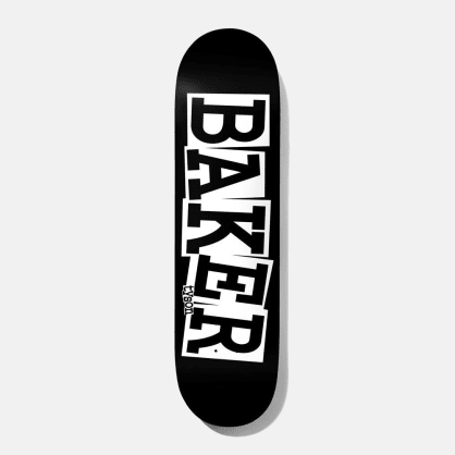 Baker Skateboards Tyson Ribbon Name Skateboard Deck - 8.475""