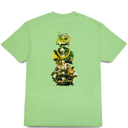 Quartersnacks Botanical Snackman T-Shirt - Mint